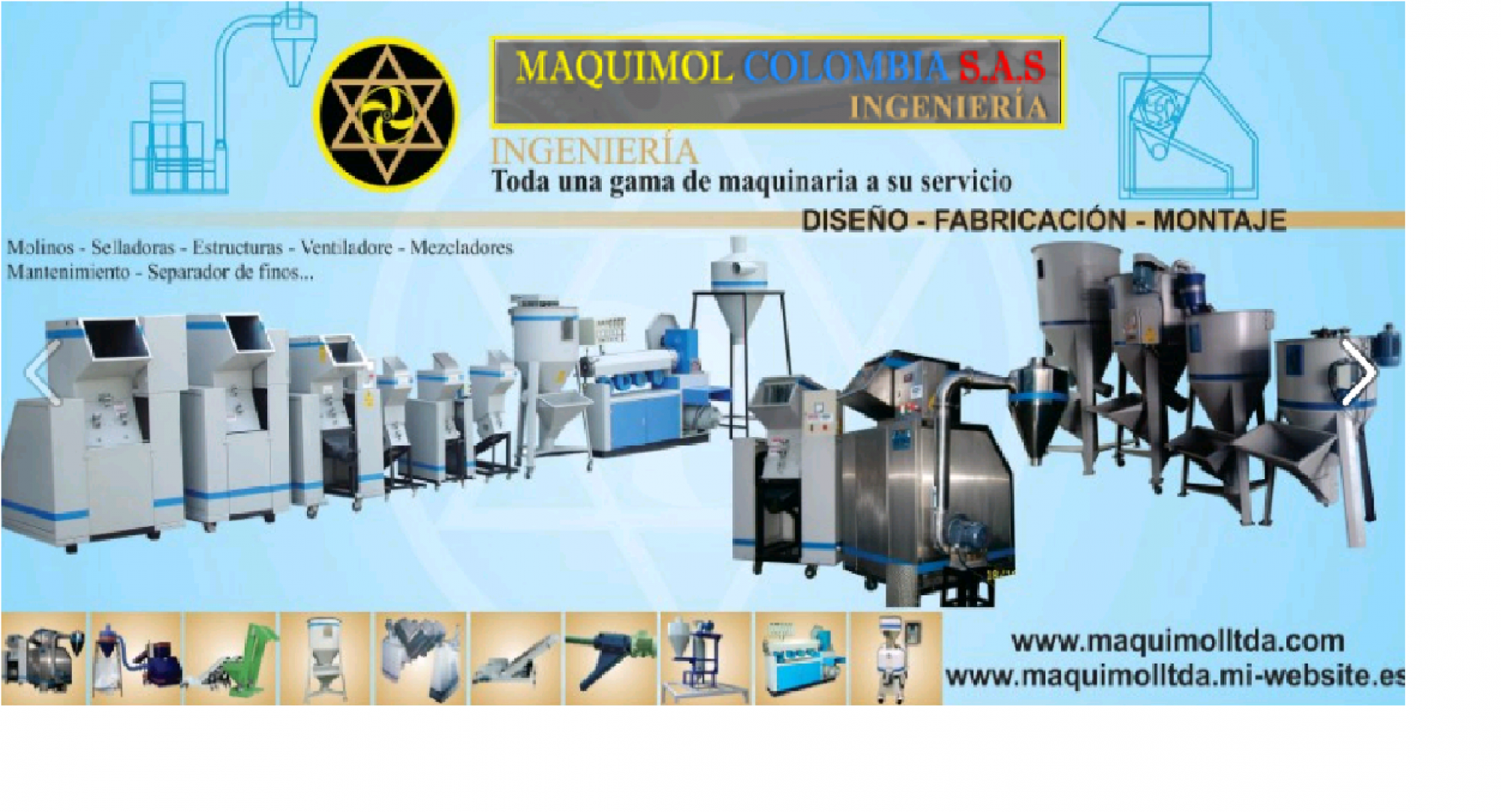 Maquimol Colombia S.A.S